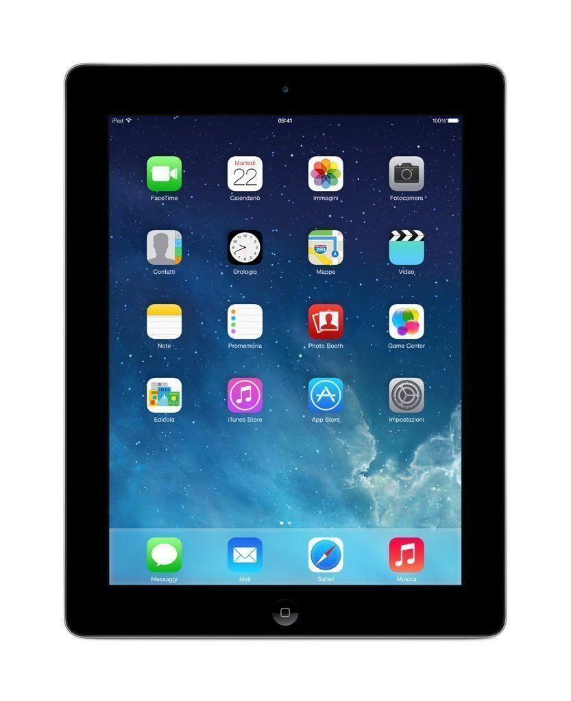 iPad 4th Generation 16G Black