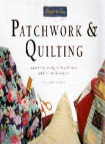 1 of 1 - Patchwork and Quilting (Simple to Sew) By Katherine Guerrier