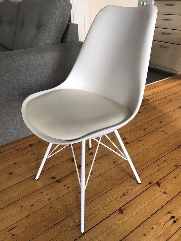 Spisebordsstol, Jysk 4 stk – dba.dk – Køb og Salg af Nyt og