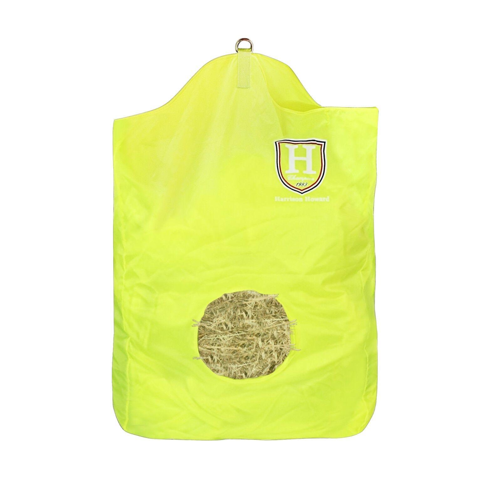 Harrison Howard Hay Bag extra large feeding bag clean saving net Durable Quality