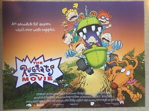 The-Rugrats-Movie-Cinema-Small-Quad-Poster