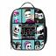 Marshmello DJ Music Insulated Lunch Box School Bag Boys Backpack Food Cooler Bag