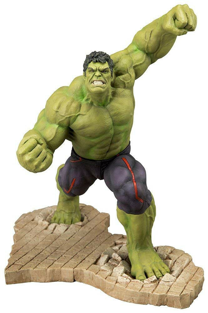 Marvel Avengers Age of of of Ultron HULK Artfx Statua a4bff1