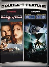 TALES FROM THE CRYPT : BORDELLO OF BLOOD / DEMON KNIGHT   DVD - REGION 1  sealed