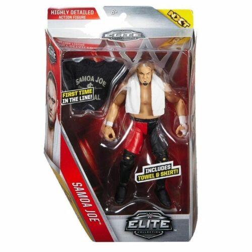 """WWE Elite 6/"""" Figurine Samoa Joe 43 nouveaux navires loose sans boîte de navires en 24hrs"""