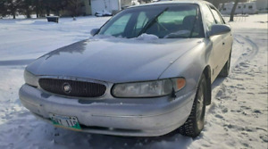 2001 Buick Century *bought a new car n just want gone* $1000 OBO