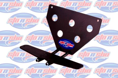 Removable, Metal License Plate Bracket for 2016-2019 Chevy Camaro LT SS RS