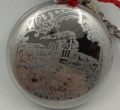 Antique Watch Pocket Viceroy 44099-04 Exquisite Craftsmanship;