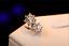 14K-White-Gold-Finish-3Ct-Round-Cut-Moissanite-Push-Back-Solitaire-Stud-Earrings thumbnail 4