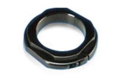 "Black Alloy  1 1//8/"" Headset Adjuster BMA-2810 New"