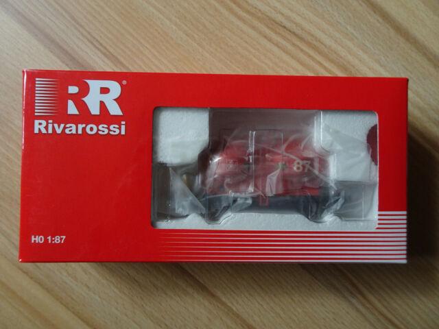 Rivarossi HR6074, Zweiachsiger Silowagen des Typs Ucs der WLE, Betriebsnummer 87