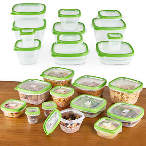 24PC-Plastic-Food-Storage-Reusable-Containers-with-Lids-Lunch-Box-Meal-Prep-UK