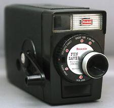 KODAK BROWNIE Fun SAVER  8mm Vintage Movie Camera Clean! USA