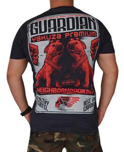 Shirts & Hemden Yakuza Premium T-shirt 2605 Weiss M L Xl Xxl 3xl 4xl The Supplier Herren Neu Um Jeden Preis Herrenmode