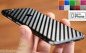 3D-Textured-Carbon-Skin-Cover-Sticker-Decal-Vinyl-Wrap-For-ALL-Apple-iPhone