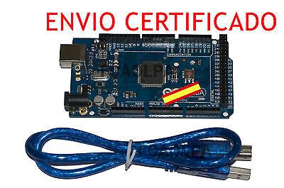 MEGA 2560 R3 TIPO ARDUINO 100% COMPATIBLE ATMEGA 16U2 REV3 V3 UNO