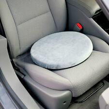 360° Swivel Cushion 4.5cm Memory Foam Rotating Seat Chair Mobility Aid Car Home