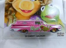 Pop Culture Series - THE MUPPETS Miss Piggy - '59 Chevy Delivery HOT WHEELS N23C