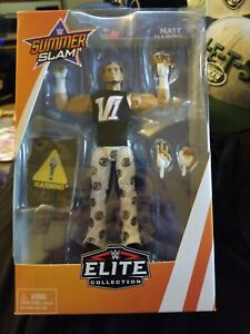 WWE SummerSlam Elite Collection Matt Hardy figurine