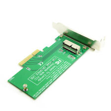 PCI Express PCI-E  to New Apple Macbook Pro Air SSD Convert Card for A1493 A1502