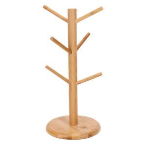 Tassenständer Landhausstil Tassenhalter Metallständer Tassenbaum Metallhaken neu