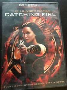 The Hunger Games: Catching Fire (DVD, 2014, Includes ...
