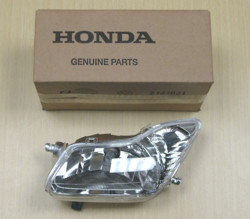 New 2007-2013 Honda TRX 420 TRX420 Rancher ATV OE Left Headlight