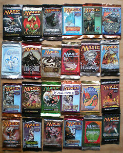 MTG-BOOSTER-PACK-x1-Brand-new-factory-sealed-listing-1-of-2