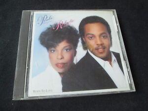 PEABO-BRYSON-ROBERTA-FLACK-Born-To-Love-CD-USA-PRESS-FUNK-SOUL
