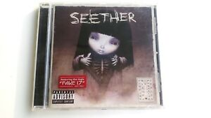 Seether-Finding-Beauty-In-Negative-Spaces-CD-2007-Brand-New-Sealed