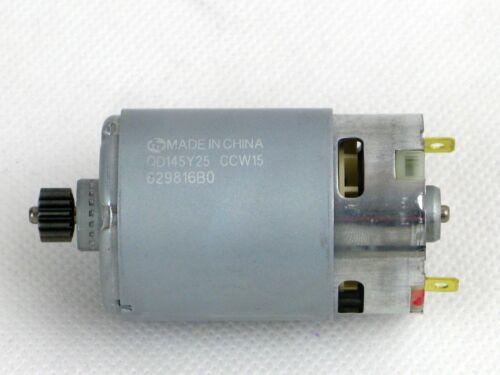 12V Makita  629817-8 Makita MOTOR für 6270D oder 6271D