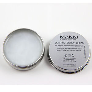 Skin Protection Cream for Eyelash Brow Tint Dye 50ml Sibu Beauty Replenishing Night Cream Sea Buckthorn - 1 Fl Oz