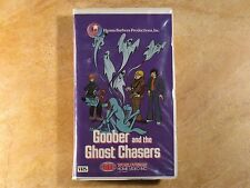 GOOBER AND THE GHOST CHASERS CLAMSHELL VHS RARE! 1ST EDITION 1986 WORLD VISION