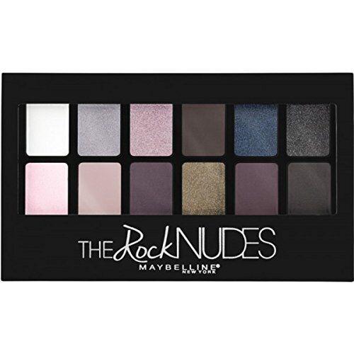 Maybelline The Rock Nudes Eyeshadow Palette (742)