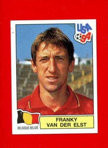 VAN DER ELST WC USA /'94 Panini 1994 Figurina-Sticker n BELGIE -New 385