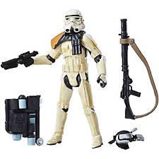 "Star Wars The Black Series Sandtrooper 3.75"" Figure Brand New"