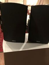 Definitive Technology ProMonitor 1000 525 Bookshelf Speakers 1 Pair Black