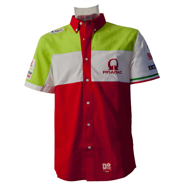 New Official Pramac Ducati Shirt