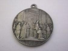 MEDAGLIA RELIGIOSA GIUBILEO ROMA 1925  PAPA PIO XI PONT. MAX.  (SC-9-2)