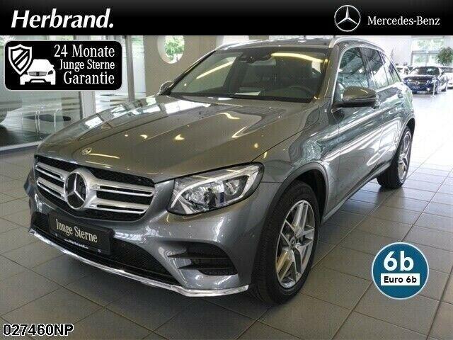Mercedes GLC250 d 2,2 AMG Line aut. 4-M 5d - 4.695 kr.