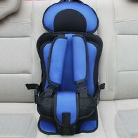 Baby Car Safety Seat Travel Chair Carrier Kids Harness Cushion Seat Lightweight