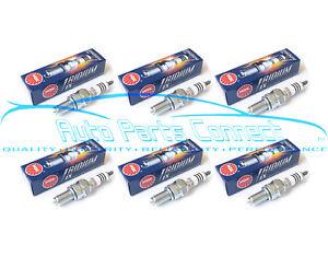 6 NGK IRIDIUM IX SPARK PLUGS for NISSAN MAXIMA 3.5L V6 NEW PERFORMANCE  UPGRADE