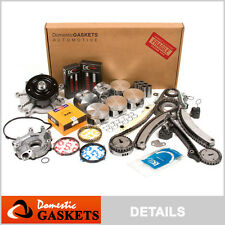 05-12 Jeep Liberty Dodge Ram Durango Dakota 3.7L SOHC Engine Rebuild Kit VIN K