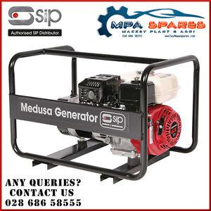 SIP 04535 MEDUSA MGHP2.5F FULL FRAME HONDA PETROL GENERATOR 2.6kVA
