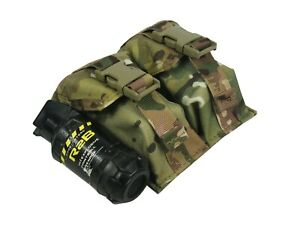 Pouch-Case-molle-pals-magazine-grenade-PAINTBALL-airsoft-bag-multicam-Waterproof