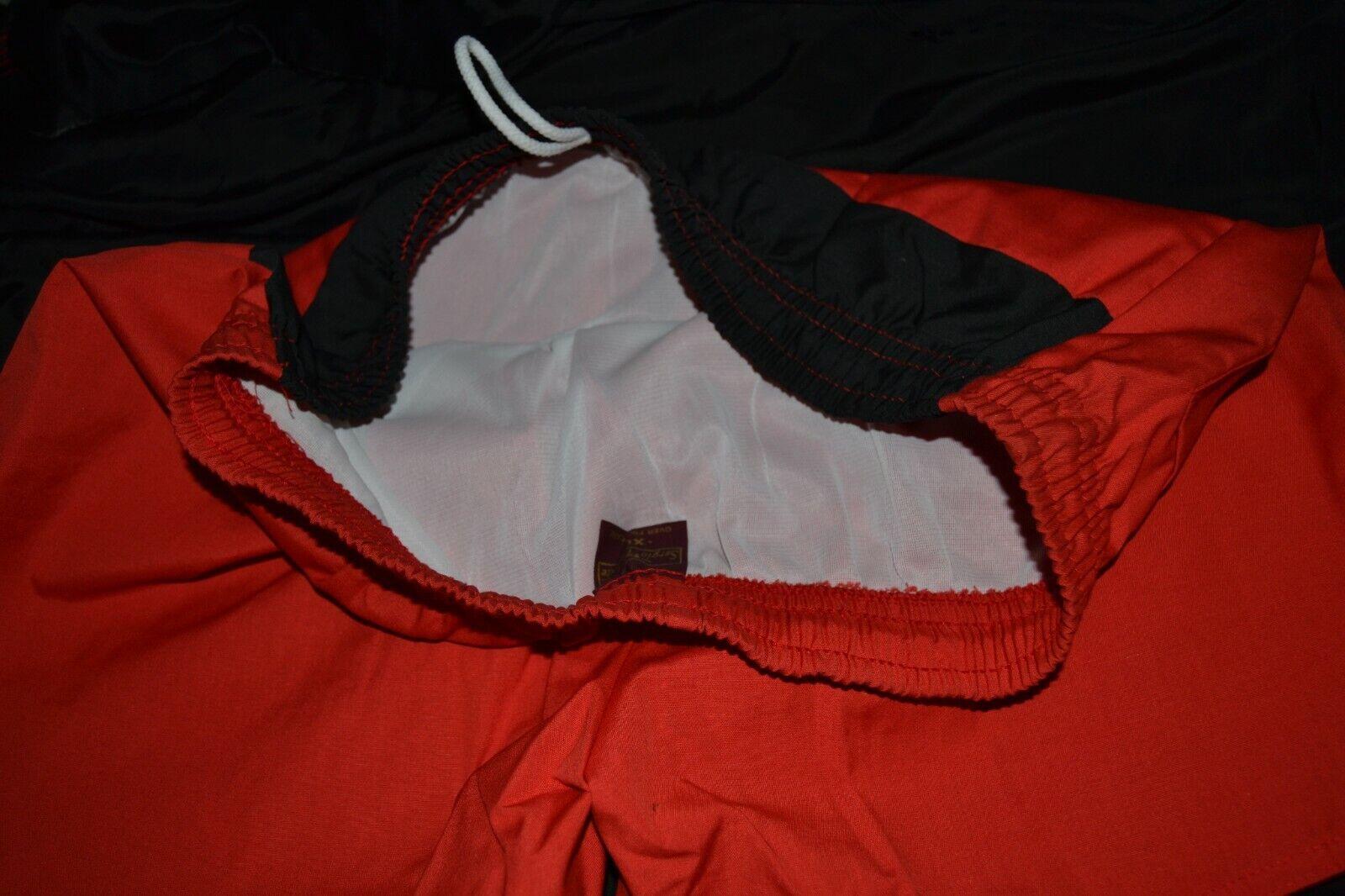 Vintage 70s/80s Mens Sergio Valente Color RED/BLA… - image 4