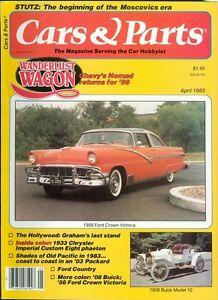 1983 cars parts magazine 1956 ford crown victoria 1908 buick model 10 ebay ebay