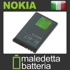 BL-4CT Batteria ORIGINALE per nokia 2720 fold 5310 XpressMusic