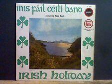 INIS FAIL CEILI BAND  Irish Holiday   LP    Lovely copy  !!