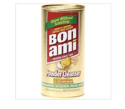 8 x 400g BON AMI Powder Cleanser Natural Home Cleaner  ( 3.2kg )